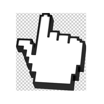 M2iD webdesign & vormgeving - cursor