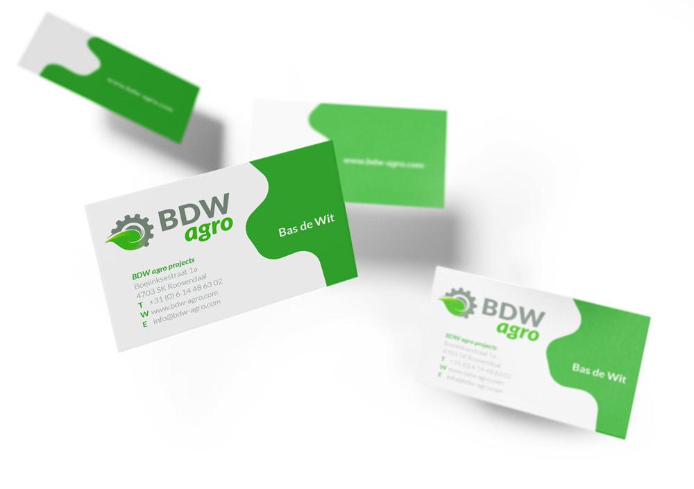 Huisstijl BDW agro