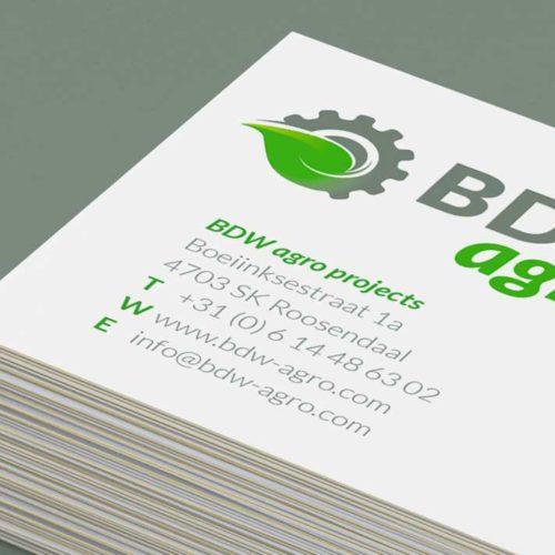visitekaart bdw agro