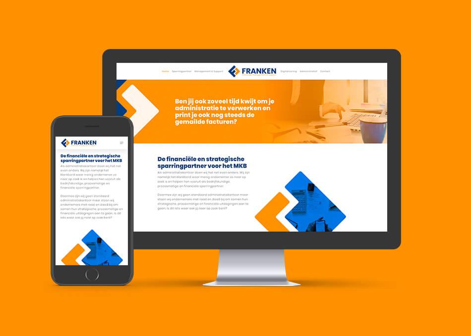 Franken FMS overview website