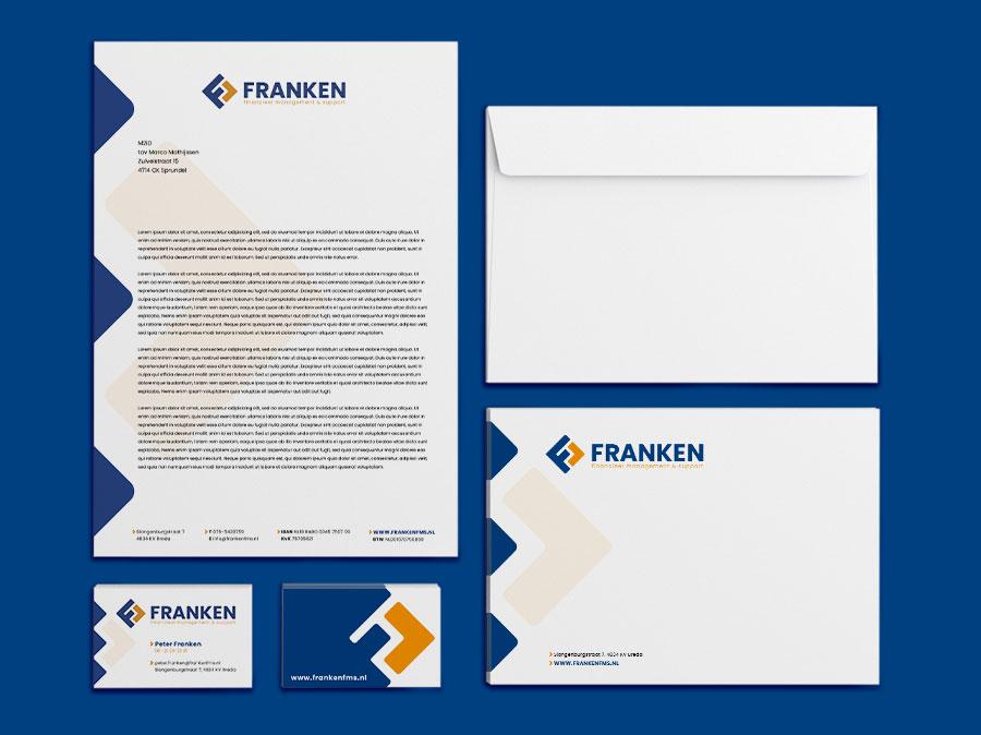 Franken financieel management support overview